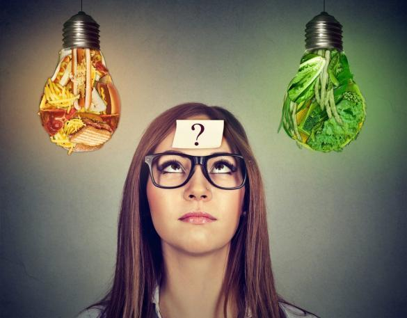 How your thoughts make and keep you fat - Weight loss with hypnosis