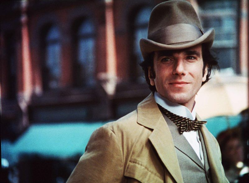 Daniel Day Lewis Triggering in The Age Of Innocence