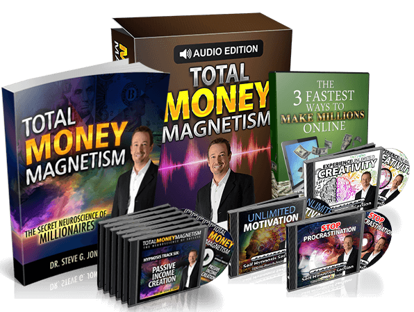 The Total Money Magnetism Package